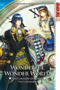 Wonderful Wonder World: The Country of Hearts - The Clockmaker