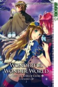 Wonderful Wonder World: The Country of Clubs - Cheshire Cat - Bd.02