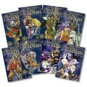 Record of Lodoss War: Chronicles of the Heroic Knight - Komplettset