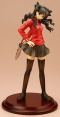 Fate/stay night - Figur: Rin Tohsaka