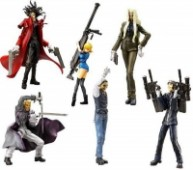 Hellsing - Figurenset