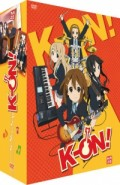 K-ON! - Vol.1/4: Limited Edition