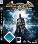Batman: Arkham Asylum [PS3]