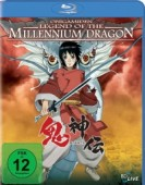 Onigamiden: Legend of the Millennium Dragon [Blu-ray]