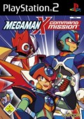Megaman X: Command Mission [PS2]