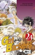 Get Backers - Bd.24