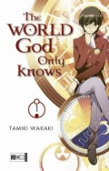 The World God Only Knows - Bd.01