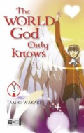 The World God Only Knows - Bd.03