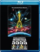 Interstella 5555: The 5tory of the 5ecret 5tar 5ystem [Blu-ray]