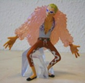 One Piece - Figur: Don Quichotte de Flamingo