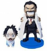 One Piece - Figuren: Monkey D. Garp, Portgas D. Ace