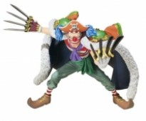One Piece - Figur: Douke no Buggy