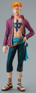 One Piece - Figur: Marco