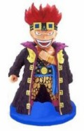 One Piece - Figur: Eustass Kid