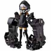 Black Rock Shooter - Actionfigur: Strengh (Figma)