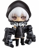 Black Rock Shooter - Actionfigur: Strength (Nendoroid)
