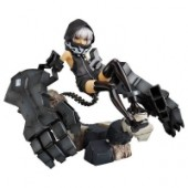 Black Rock Shooter - Figur: Strength