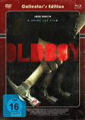 Oldboy - Limited Mediabook Edition [Blu-ray+DVD]: Cover D