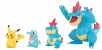 Pokémon - Figur: Impergator (Evolutionset)