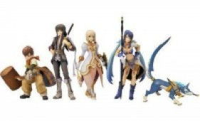 Tales of Vesperia - Figurenset