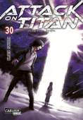 Attack on Titan - Bd. 30: Kindle Edition
