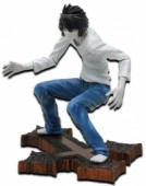 Death Note - Actionfigur: L