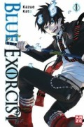 Blue Exorcist - Bd.01