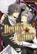 Devil's Game - Bd.02