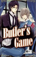 Butler's Game - Bd.03
