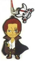 One Piece - Handyanhänger: Akagami no Shanks