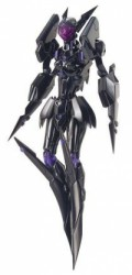 Accel World - Actionfigur: Black Lotus