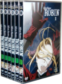 Witch Hunter Robin - Komplett-Set