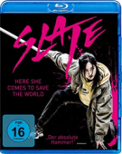 Slate: Here She Comes to Save the World [Blu-ray]