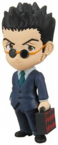 Hunter X Hunter - Figur: Leorio Paladknight