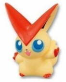Gekijouban Pocket Monsters: Best Wishes - Victini to Kuroki Eiyuu - Figur: Victini