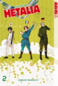 Hetalia: Axis Powers - Bd.02