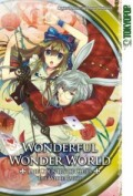 Wonderful Wonder World: The Country of Clubs - The White Rabbit - Bd.01