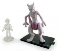 Pocket Monsters: Mewtwo no Gyakushuu - Figur: Mewtwo