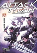 Attack on Titan - Bd. 26: Kindle Edition