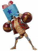 One Piece - Actionfigur: Franky