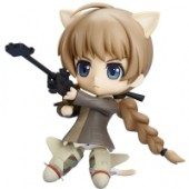 Strike Witches - Actionfigur: Lynette Bishop (Nendoroid)