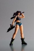 Black Lagoon - Actionfigur: Revy