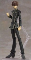 Code Geass: Lelouch of the Rebellion - Actionfigur: Suzaku Kururugi