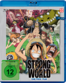 One Piece - Film 10: Strong World [Blu-ray]
