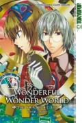 Wonderful Wonder World: The Country of Clubs - The White Rabbit - Bd.03