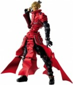 Trigun - Actionfigur: Vash the Stampede