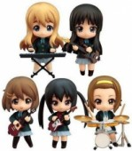 K-ON! - Figurenset