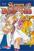 Seven Deadly Sins - Bd. 32: Kindle Edition