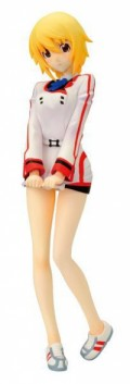 Infinite Stratos - Figur: Charles Dunois