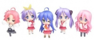 Lucky Star - Figurenset (Nendoroid)